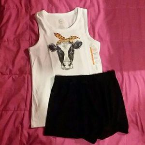 Girls Custom Farm Animal Set